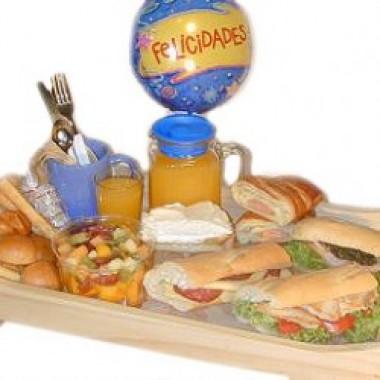 Desayuno especial (Sólo para Quito)