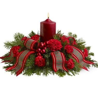 Luz de navidad
