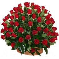 Arreglo de 100 rosas