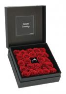 Caja de 24 rosas eternas