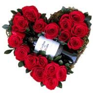 Rosas con amor