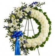 Corona de Condolencias para El